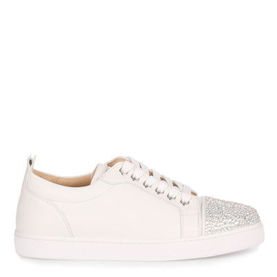 Louis Strass white leather sneaker