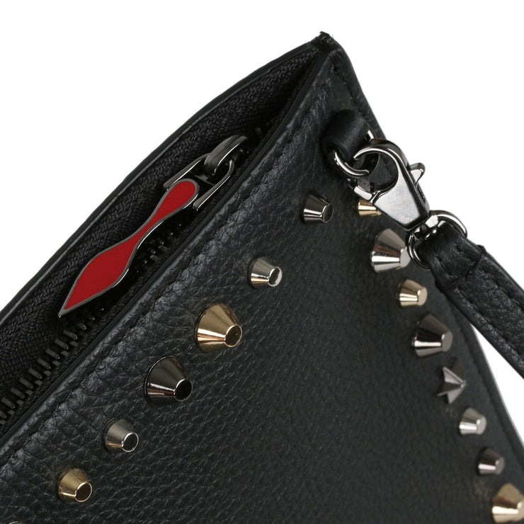 Loubiclutch Creative Leather Clutch