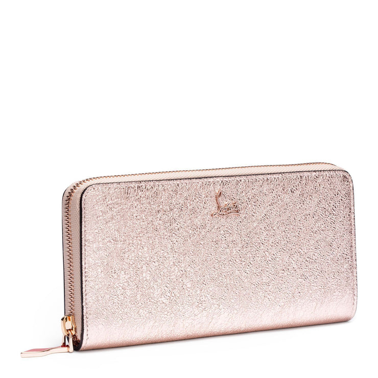 Panettone vintage rose gold wallet