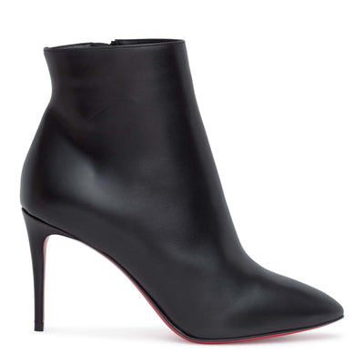 Eloise 85 black ankle boots