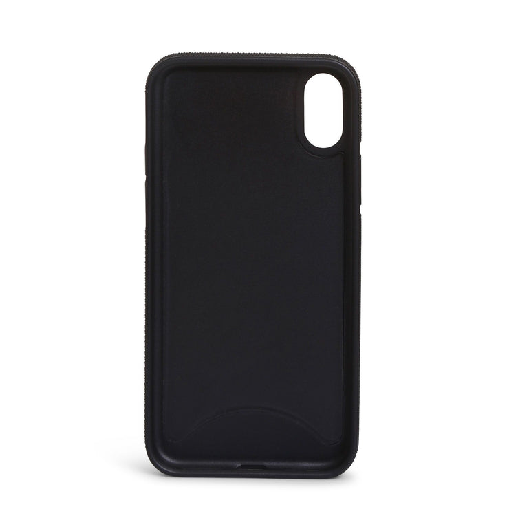 Loubiphone black sneakers case iPhone X