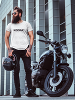 Load image into Gallery viewer, KODRA T-SHIRT - WHITE - ROWONE