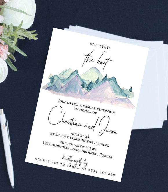 Wedding stationary/party decoration