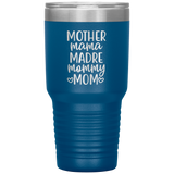 30 Ounce Vacuum Tumbler Mother's Day Gift for Mom Gift Ideas Birthday vacuum Coffee tumbler - You Can Print