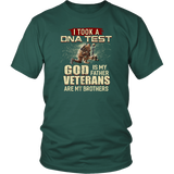 T-Shirt Veteran's Day Shirt Patriotic Tee Independence Day Gift - You Can Print