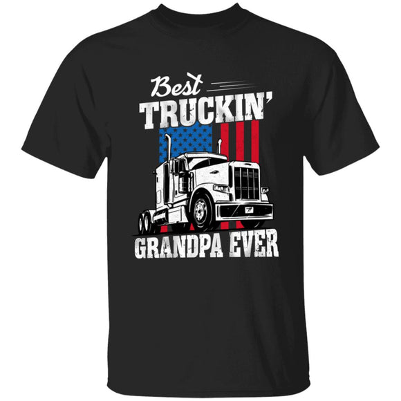 T-Shirt Trucking Grandpa for best Grandpa shirt CC
