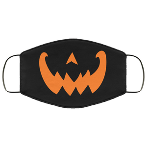 Mask Pumpkin smile funny Halloween face mask