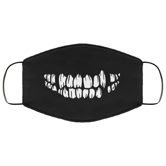 skull mask Halloween face cover Adult Party Mask