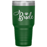 Bride Mug 30 ounce Vacuum Tumbler Coffee Mug Gift ideas bridal Shower Bride-to-be gift - You Can Print