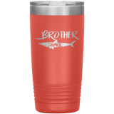 Brother Shark Travel Mug 20oz - You Can Print