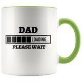 Dad Coffee Mug, Father's Day Gift, Dad - to - be Gift, Pregnancy Relevant - You Can Print