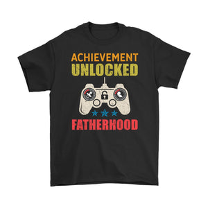 Fatherhood T-Shirt Dad Tee Fathers Day Gift New Dad Shirt - You Can Print