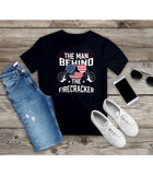 T-Shirt US Flag Tee Independence Day Shirt 4th of July t shirt - You Can Print