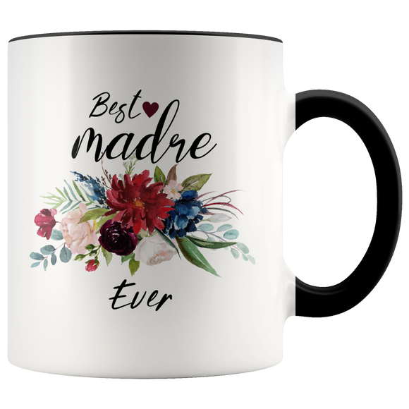 Madre Mug, madre Gifts, Spanish Mom Gift, madre Coffee Mug for Mothers Day, Mexican Mom Gift, Spanish Mug, Madre De la Novia, Mom Mug - You Can Print