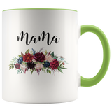 Mama Mud - Best Mama Ever Coffee Cup - Mam Gift For Mothers Day - Mamas Day Gift - Gift for Mama from Kids - Mothers Day Gift Idea for Mama - You Can Print