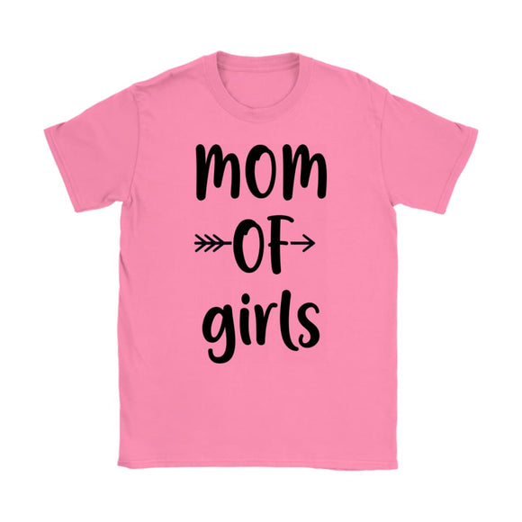 mom of girls shirt, mothers day shirt, mom shirt, mom life shirt, gift for mom - You Can Print