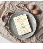 Printable Easter Invitation Instant Download Easter Egg Hunt Invitation - You Can Print