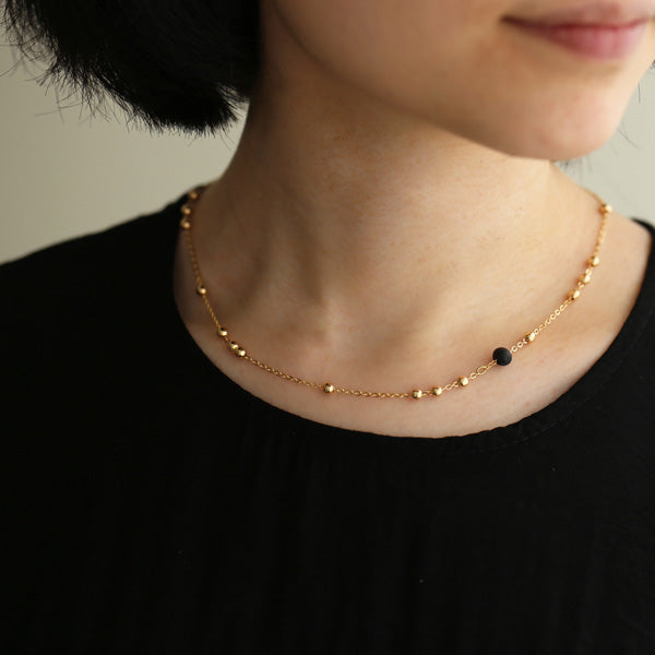 Brooklyn Necklace - Gold