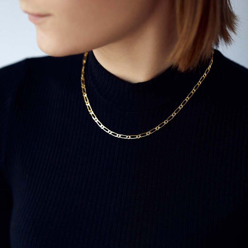 Haugesund Necklace - Gold