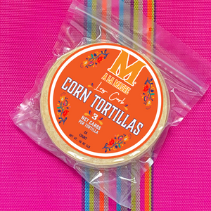 32 count 2 packs Corn Tortillas (low Carb)