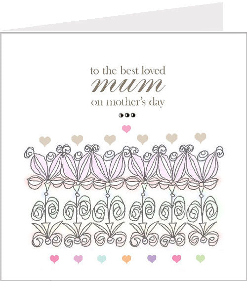 Perfect Mother Card - Best loved mum