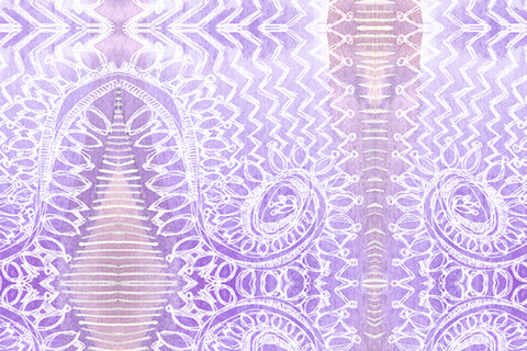 Lilac fabric by the yard