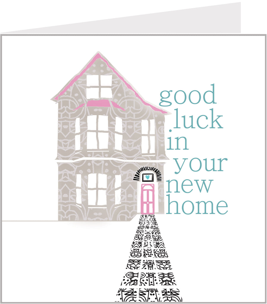 Town House new home card