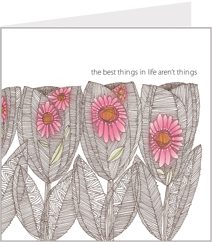 best things in life card
