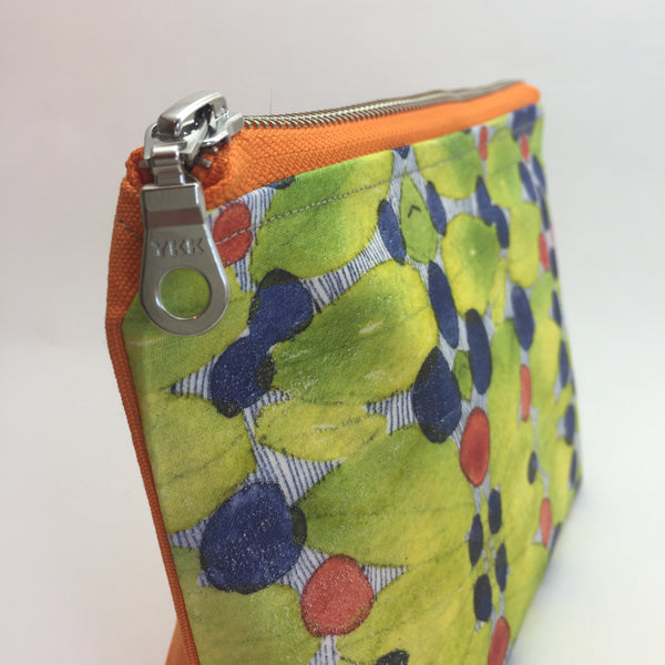 handmade toiletires bag