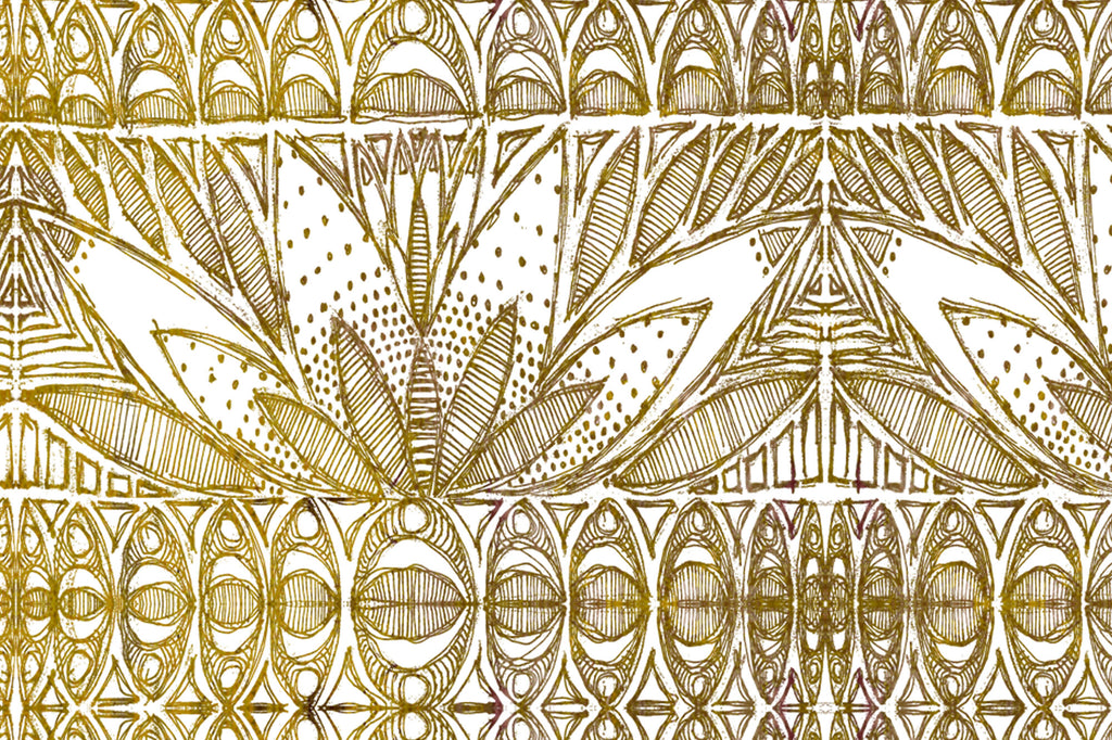 gold fabric by the yard