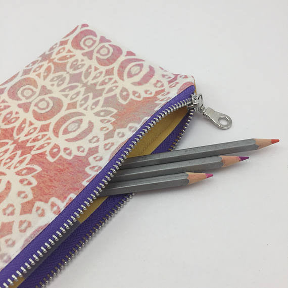 pretty pencil case