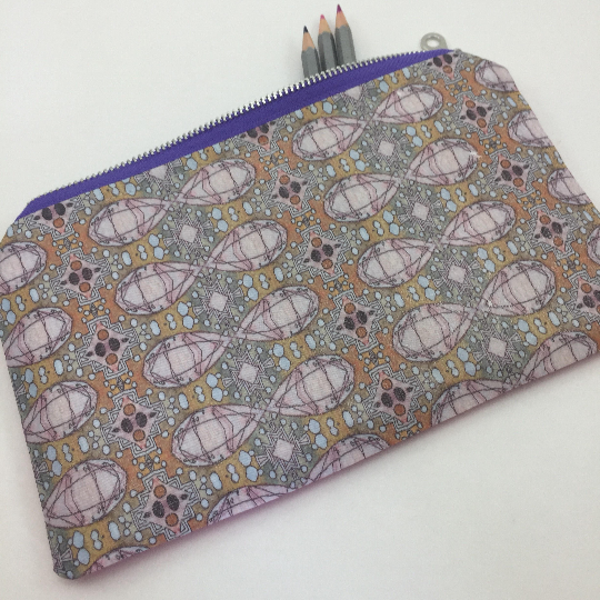 jewel pencil case