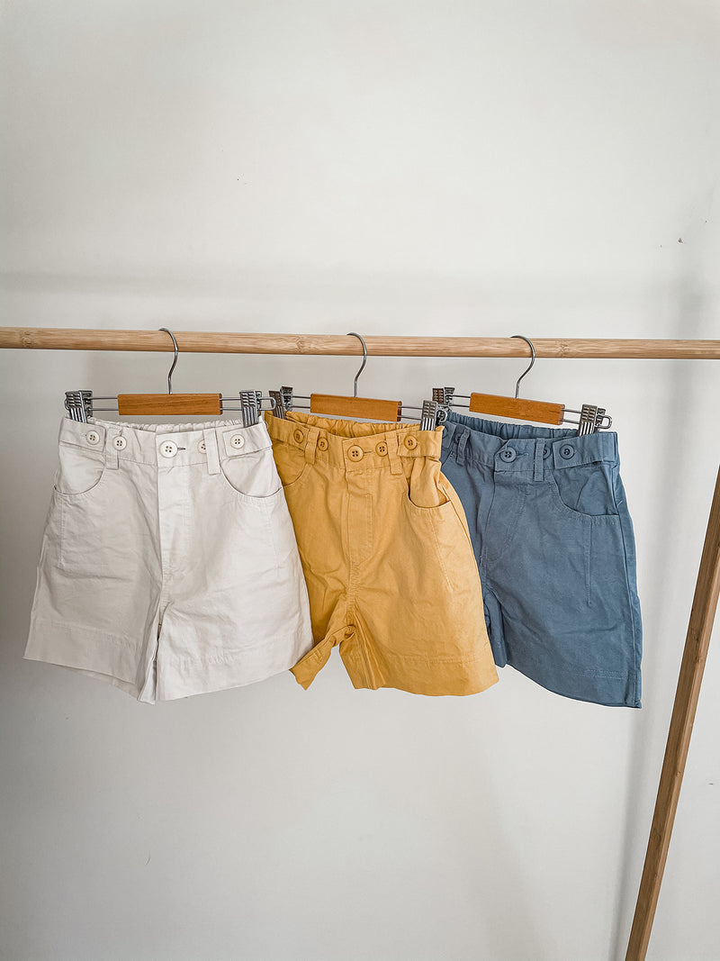 Half Short Pants 3 Colours - PIPIROO