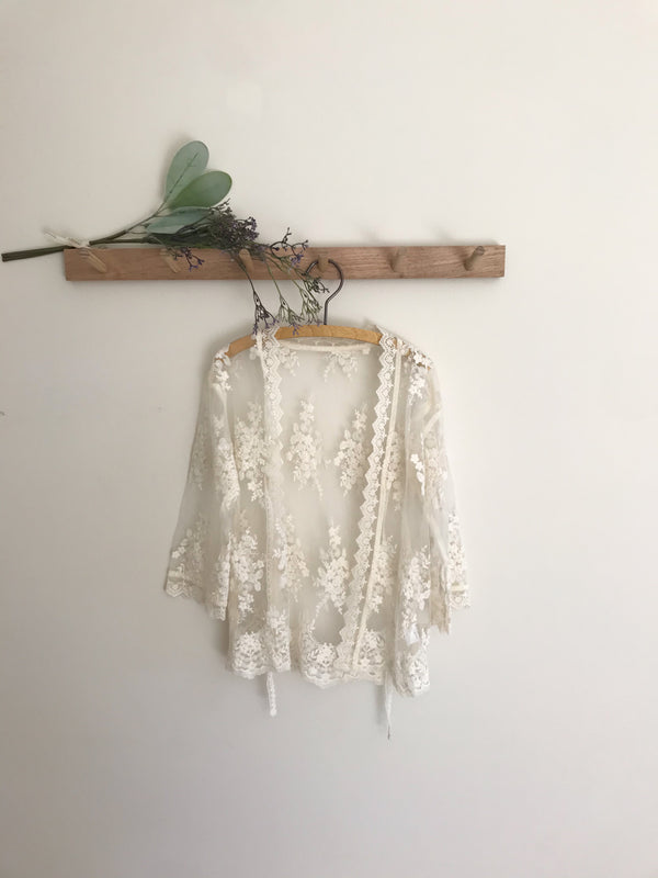 Lace Girl Robe - PIPIROO