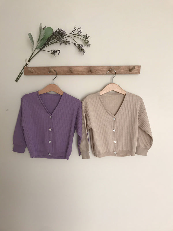 Summer Cool Cardigan 2 Colours - PIPIROO