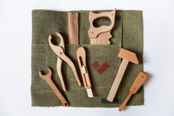 Wooden Tool Set - PIPIROO