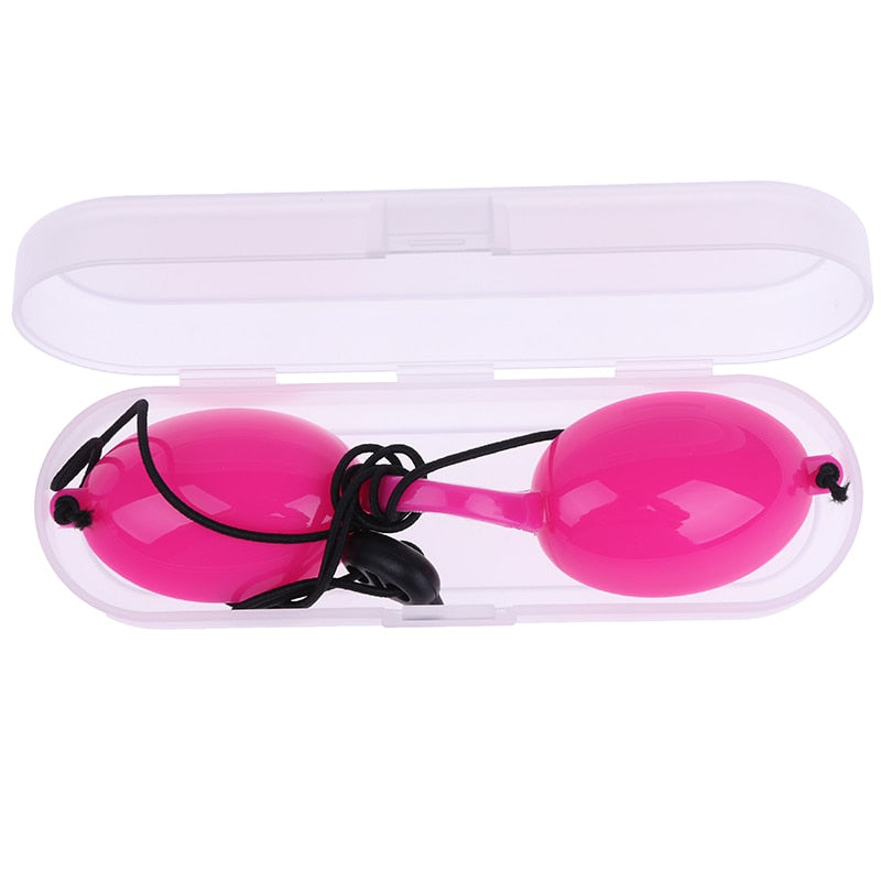 Light Therapy Eye Goggles