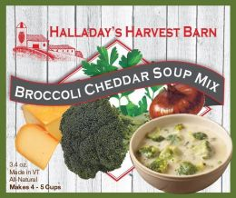 Soup Broccoli Cheddar Mix