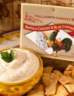 Dip Mix Buffalo Chicken & Blue Cheese