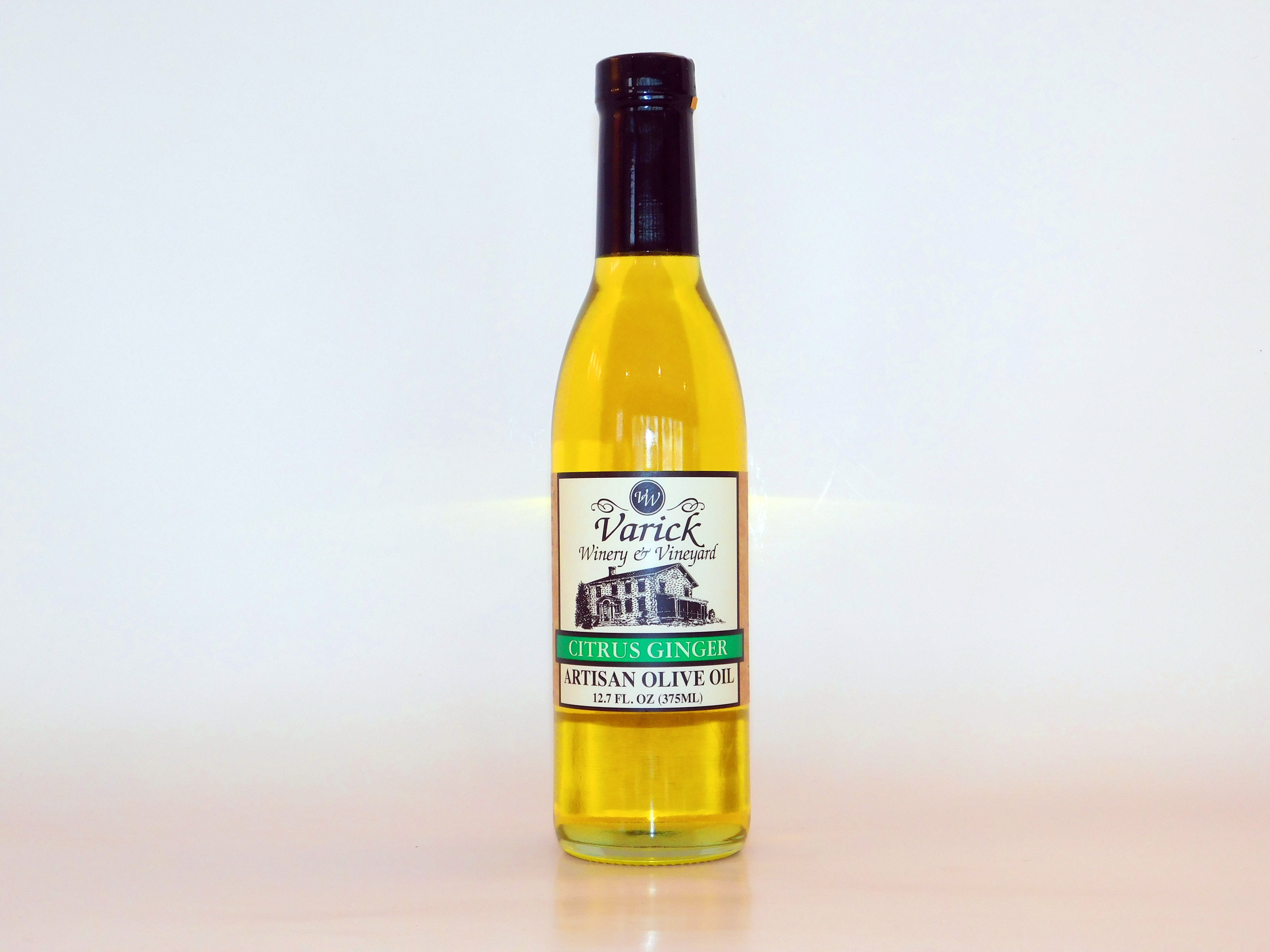 Citrus Ginger Olive Oil 12 oz