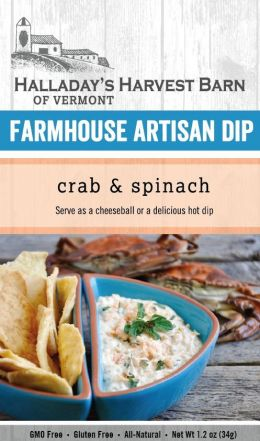 Artisan Dip Mix Crab & Spinach