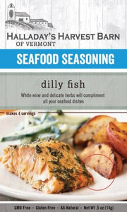 Dilly Fish Seafood Seasoning Mix