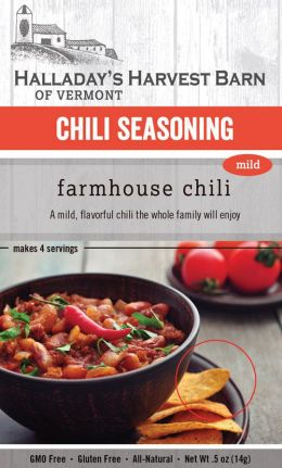 Chili Farmhouse Chili Seasoning Mix
