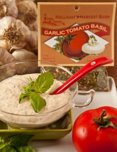 Dip Mix Garlic Tomato Basil