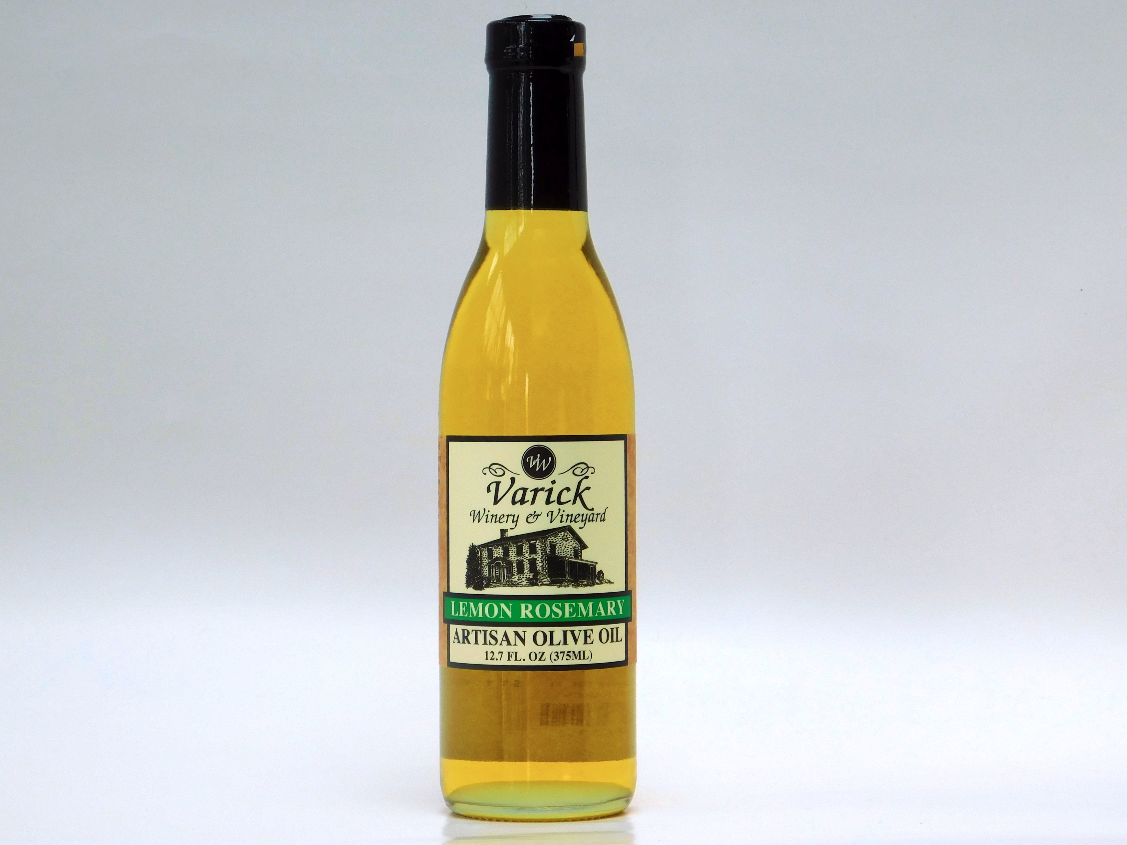 Lemon Rosemary Olive Oil 12 oz