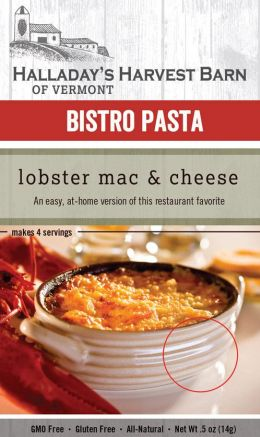 Lobster Mac & Cheese Bistro Mix