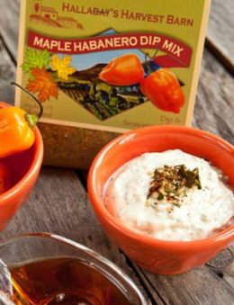 Dip Mix Maple Habanero