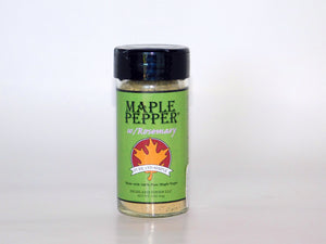 Rosemary Maple Pepper