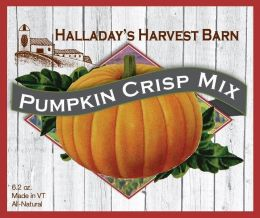 Crisp Mix Pumpkin