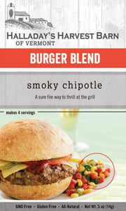 Burger Mix Smoky Chipotle Burger Blend
